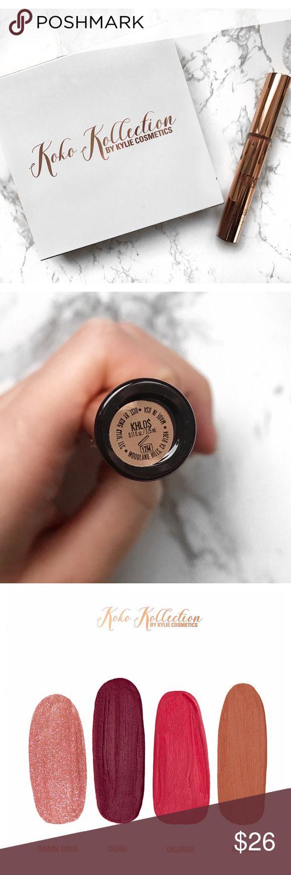 Koko Kollection Gorg Liquid Lipstick Alternatives