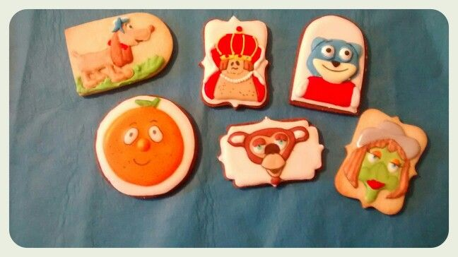Cookies M E Walsh