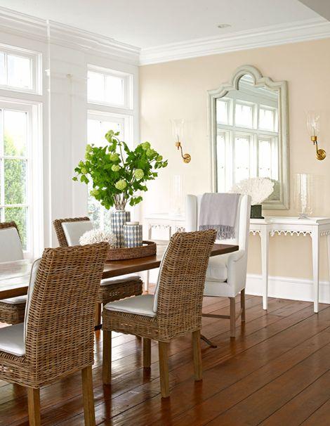 Designer Louise Brooks' Elegant Home on Long Island Sound - Traditional Home®