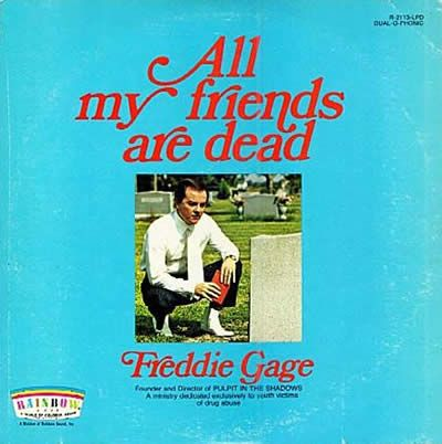 All My Friends Are Dead - Wrong