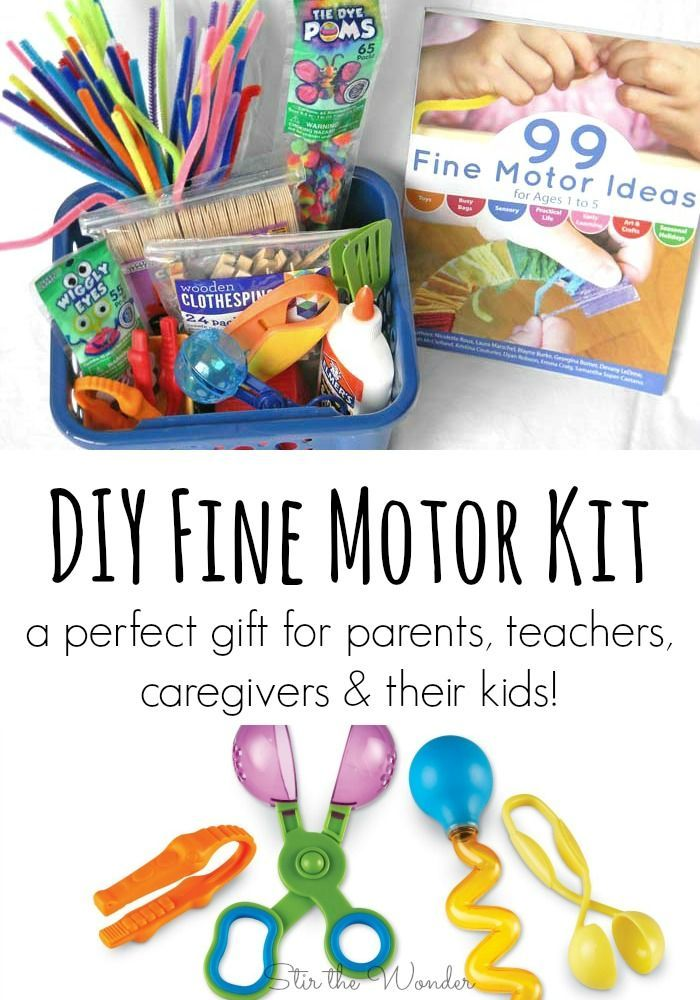 206 best busy bags images on pinterest activities for for Motor kits for kids