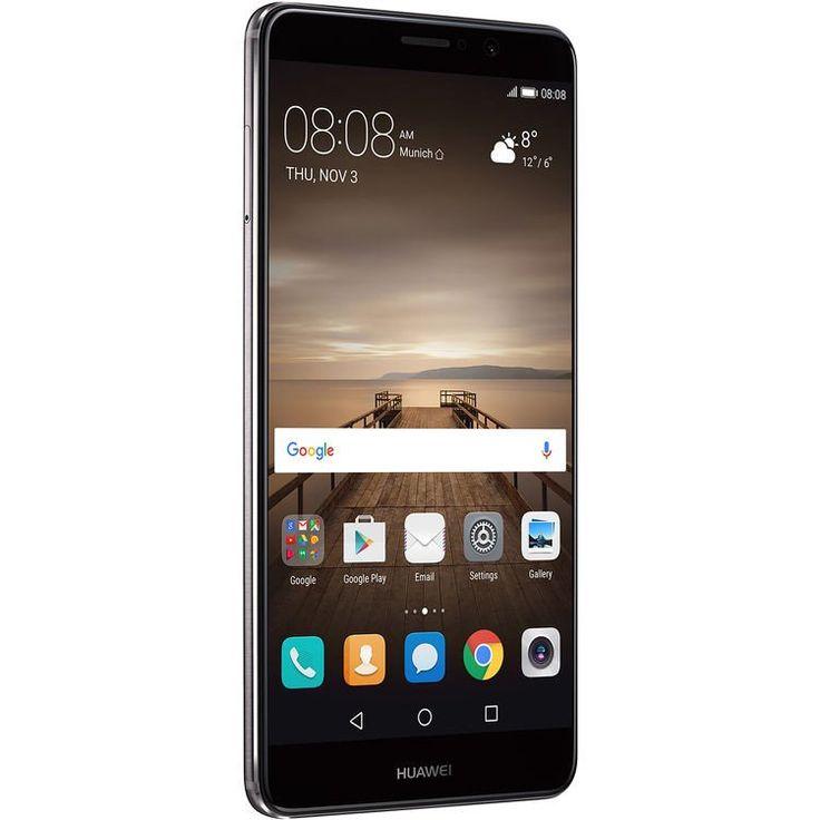 Huawei Ascend Mate 9 MHA-L29 64GB Dual Sim 4G LTE SIM FREE/ UNLOCKED - Black