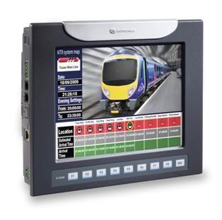 Vision V1040 #Unitronics #OPLC (PLC+HMI programmable logic controller) el mejor display