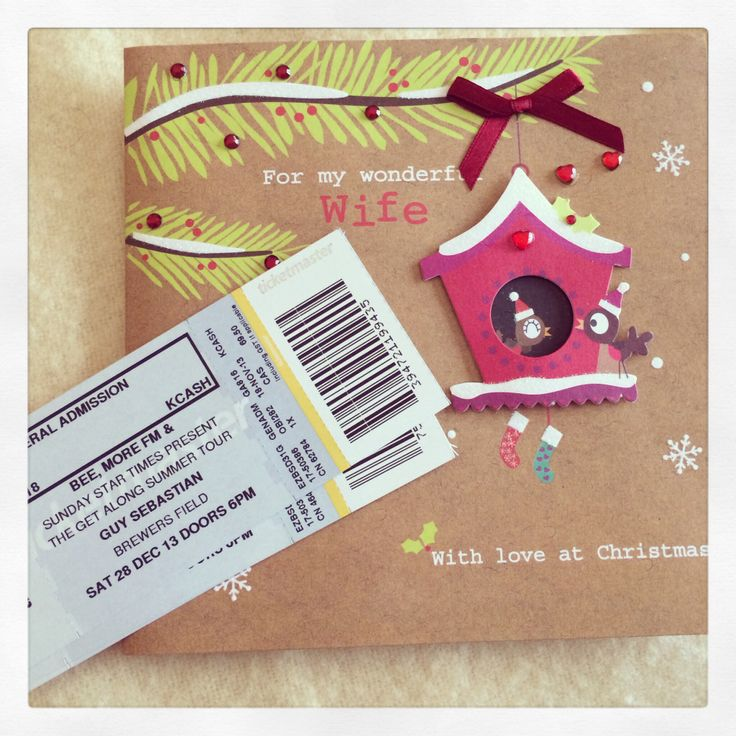 Guy Sebastian Concert Tickets for Christmas wahooo