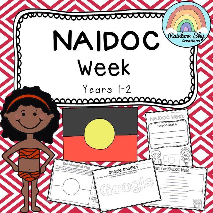 Home :: Resource Type :: Printables / Blackline Masters :: Junior NAIDOC Week Activity Pack