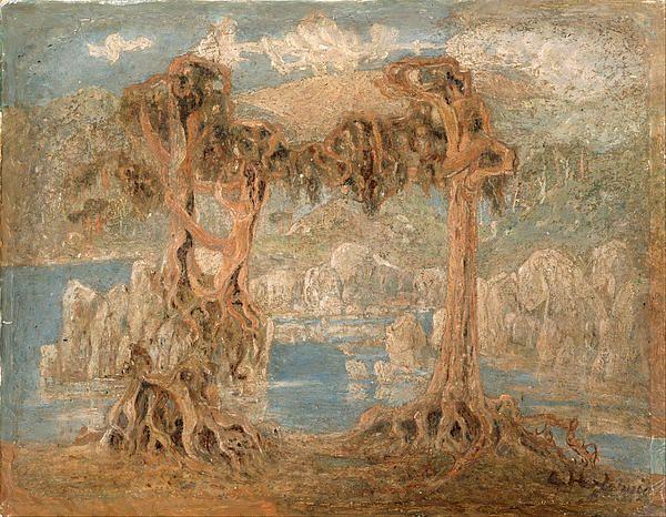 Landscape Lars Hertervig
