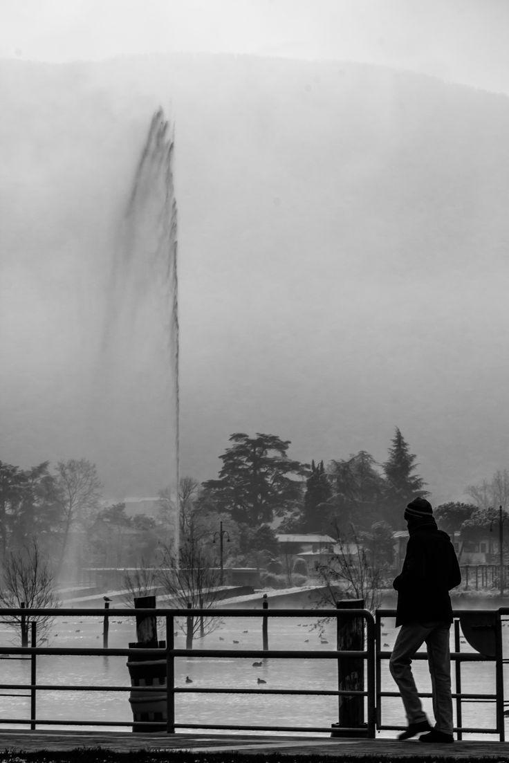 Paratico Fountain - Winter 2012