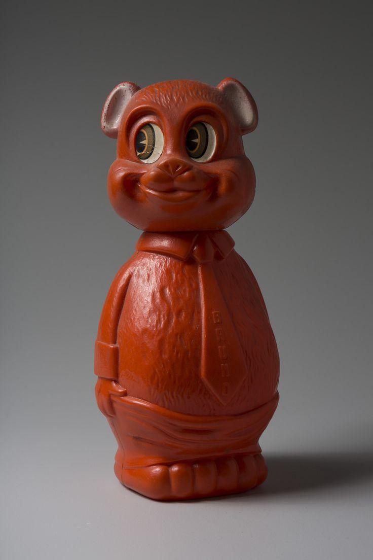 A.W.Allen Bear Confectionery/Money Box