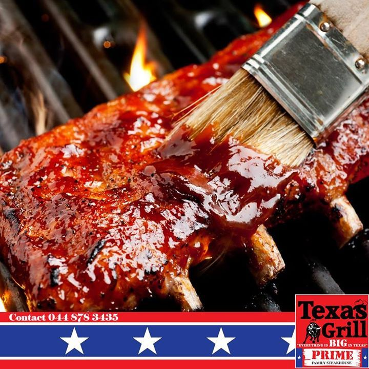 Texas Grill Rib Mania is back and tonight we are serving up our eat as much as you can special once again. So if you have a big appetite for tasty meat, tonight is the night to visit the steakhouse where everything is bigger except the bill! #appetite #grill #steakhouse