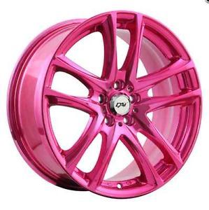 Chrome Rims, 7 Colors Available Barrie Ontario image 1