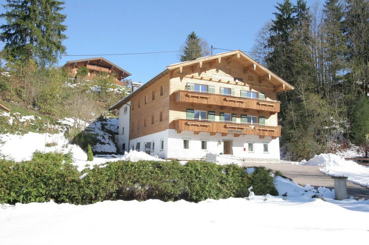 Fieberbrunn: Fraai vakantiehuis te huur in Tirol. Kan tot maximaal acht personen herbergen