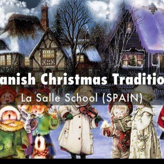 Spanish Christmas Traditions La Salle School (SPAIN)   Dec. 24th is Christmas Eve (Nochebuena in Spanish), which is a family celebration in which Spaniard. http://slidehot.com/resources/spanish-christmas-traditions.29023/