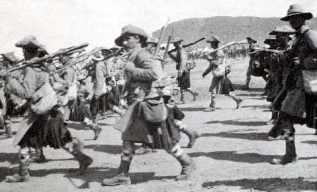 Scots in the Boer War