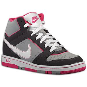 Nike Air Prestige 3 High - Women\u0027s - Sport Inspired - Shoes - White/Rave  Pink/Purple Earth/P