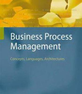 Business Process Management Pdf