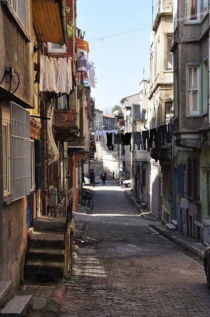 Balat, Istanbul by ReqfordrM, via Flickr