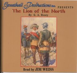 Lion of the North - CDs - Exodus Books