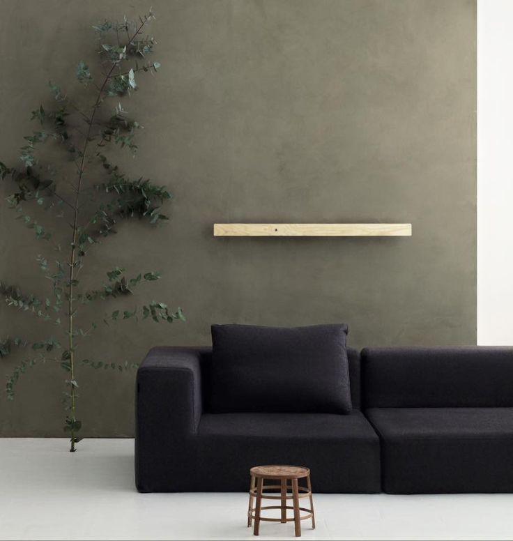 Hunters forest - Kabe copenhagen - beton væg