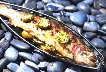1000 ideas about truite en papillote on pinterest for Saumon en papillote au barbecue