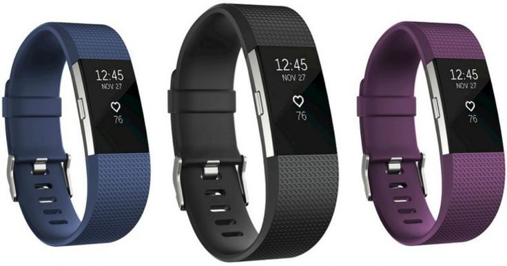 Fitbit Charge 2 Heart Rate + Fitness Wristband $109.86 (Reg $149) - http://couponsdowork.com/cyber-monday/fitbit-charge-2-heart-rate-fitness-wristband-109-86-reg-149/
