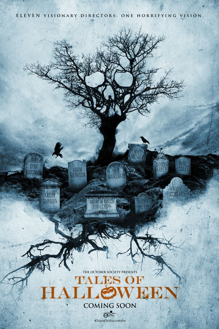 Official Trailer for the Horror Anthology Tales of Halloween