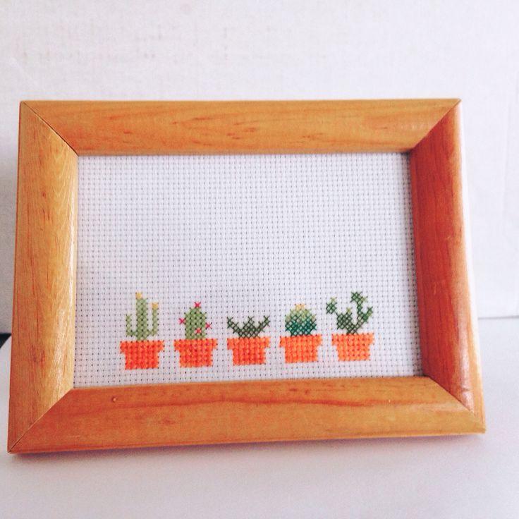 Cati cross stitch