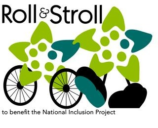 Think I'm going to try and be there...Roll & Stroll to benefit National Inclusion Project - June 9, 2012 in Brewster, NY