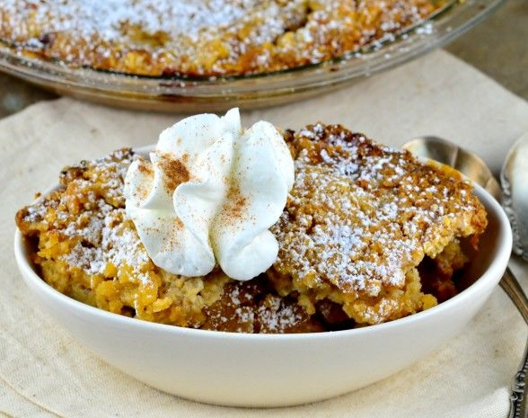 Nothing says summer like a seasonal dessert, especially this perfect peach crisp recipe from Food.com.