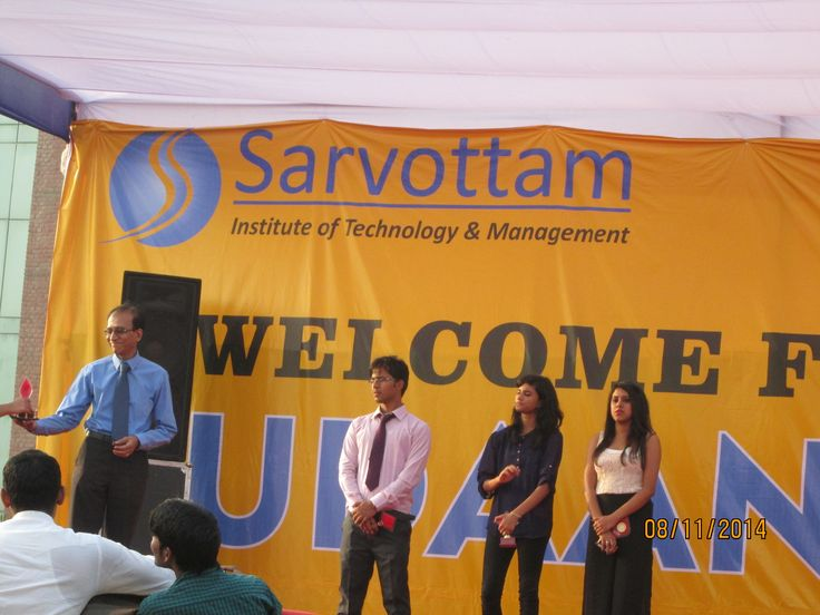 Sarvottam Institute of Technology and Management Reward the talent...   Appreciation is the highest form of prayer, for it acknowledges the presence of good wherever you shine the light of your thankful thoughts. For More About SITM Visit Here  http://www.sarvottam.org/