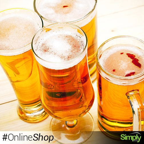 Jarro Cervecero Satinado $13.900  Jarro cervecero de cristal grueso. Se llena hasta que la espuma alcanza el borde. #SimplyHome #SimplyHomeCol #OnlineShop #Simply #Home