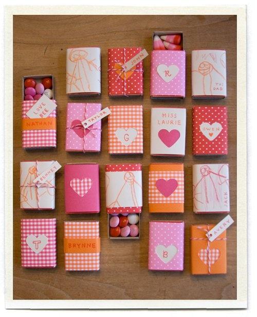 Matchbox #valentines