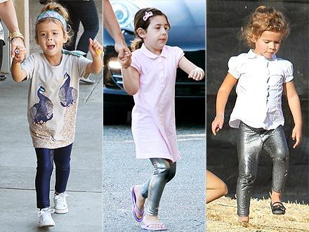 So cute! Check out pint-size fashionistas Honor Warren and Sadie Sandler in their shiny leggings, plus our picks for every budget.