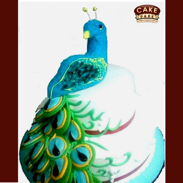 If you are looking for a lovely bird theme cake, then Peacock Cakes could be the one for you. No matter what the occasion is, Peacock theme cake would never. #cakepark #cake #chennai #delivery #onlinecake.  Visitus: www.cakepark.net Call us: 044-45535532