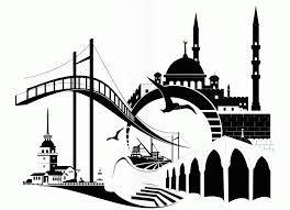 siyah beyaz istanbul manzaraları ile ilgili görsel sonucu