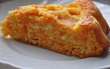 творожно-морковная запеканка по дюкану