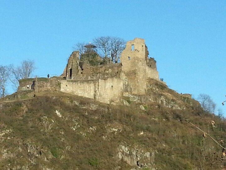 Burg Are in Altenahr, Rheinland-Pfalz