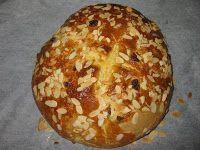 Blog Pepato.eu: Velikonoční máslovo-smetanový mazanec