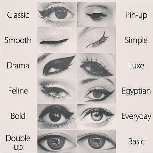 I quipped that I want to be a Bond girl instead of a princess. Reality. 12 types of winged liner cat eyes that was great picture i ever seen.