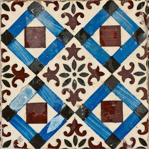 Azulejos Portugueses - 8. Simplicity, palette.