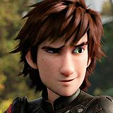 """...and what is that thing you're doing with my shoulders?!"" --Hiccup"