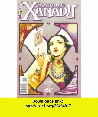 Madame Xanadu #1 Matt Wagner ,   ,  , ASIN: B001BSOUWY , tutorials , pdf , ebook , torrent , downloads , rapidshare , filesonic , hotfile , megaupload , fileserve