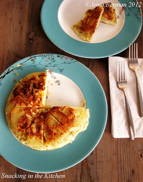 Tortilla Española !