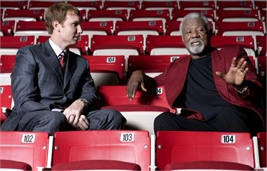 arkansas razorbacks basketball nolan Richardson | Former Razorback coaches John Pelphrey and Nolan Richardson, together ...