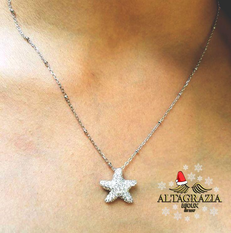 ✨Aprende a contar bendiciones en cada Estrella ✨🌟✨🌟 #moda #fashion #joya #accesorios #mujer #plata #collar  REF de compra: Estrella  Contactanos: https://altagrazia.mercadoshops.com.co Movil: +57 311 3010765