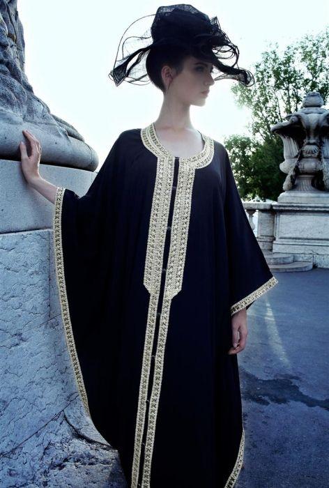2012 - Fatna Farkh   Caftan haute couture