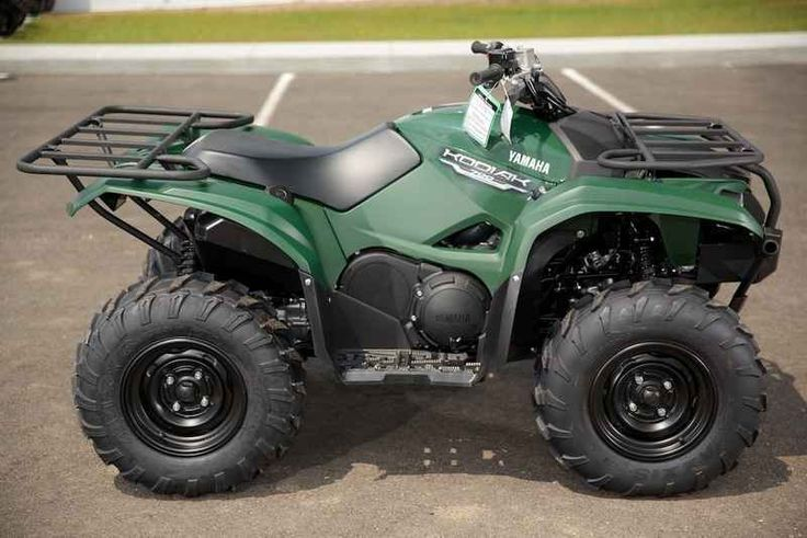 Check out this New 2016 Yamaha Kodiak 700 ATVs For Sale in Wisconsin, West Bend, WI 53095 on atvtrades.com. It is a Recreation/Utility ATV Four Wheeler and is for sale at $5,389. Last update at 2017-10-21
