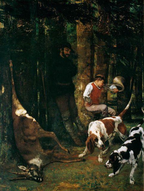 Κυνήγι (1856)