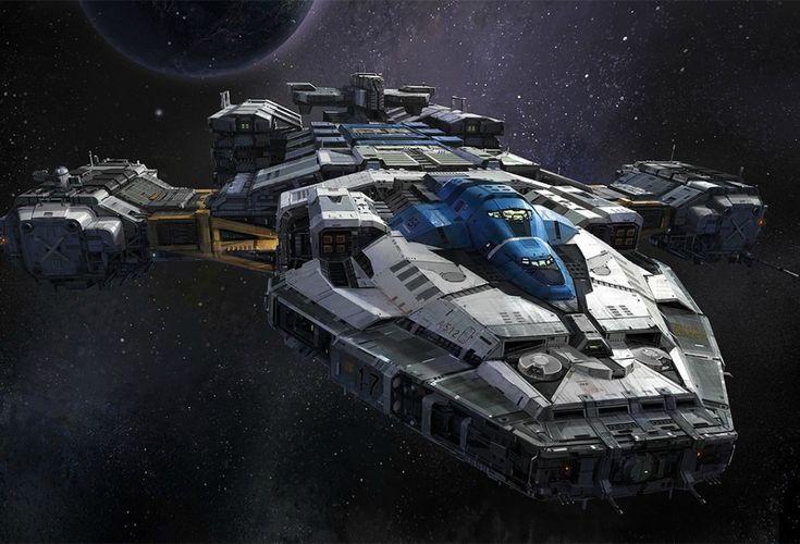 Космические корабли | Naked Science