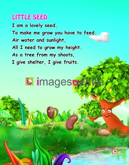 Seed Nursery Rhymes For Children