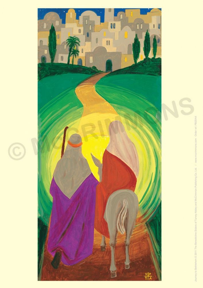 18 best advent and christmas posters banners and boards for Idea door journey to bethlehem